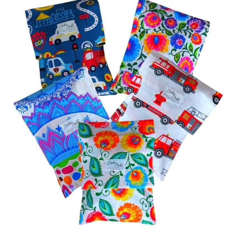 Organizer, pouch for nappies, tissues babyball