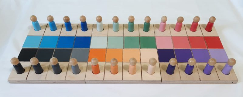 a game of colors